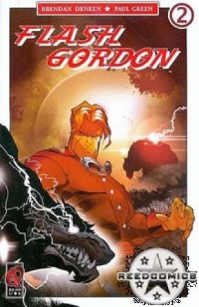 Flash Gordon #2 (Cover A)