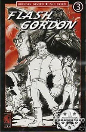 Flash Gordon #3 (Sketch Variant)