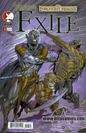 Forgotten Realms Dark Elf Exiles #3