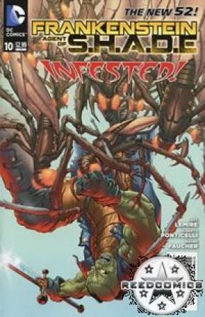 Frankenstein Agent of Shade #10