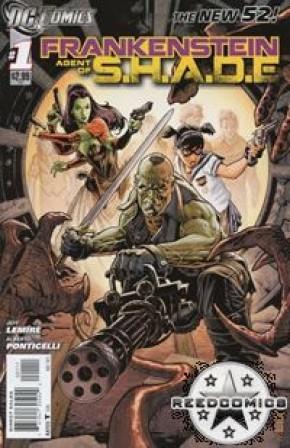 Frankenstein Agent of Shade #1 (1st Print)