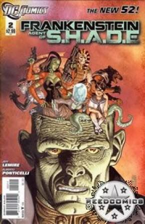 Frankenstein Agent of Shade #2