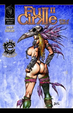 Full Cirkle II Preview Book