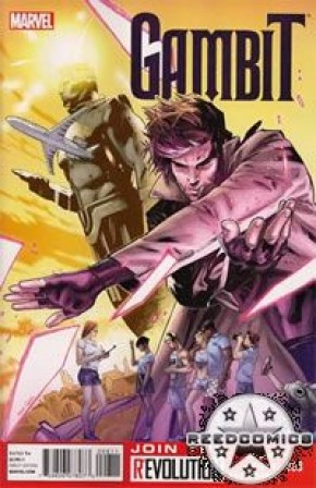 Gambit Volume 5 #8