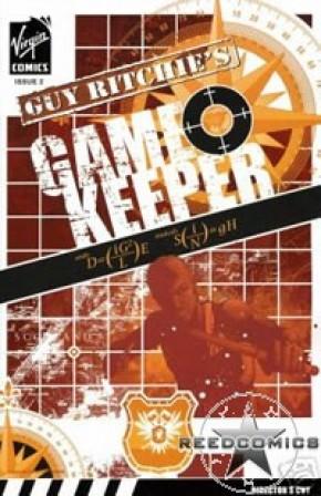 Gamekeeper #2 (1st Series) Cover C