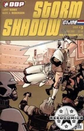 GI Joe Storm Shadow #3