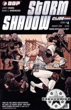GI Joe Storm Shadow #4