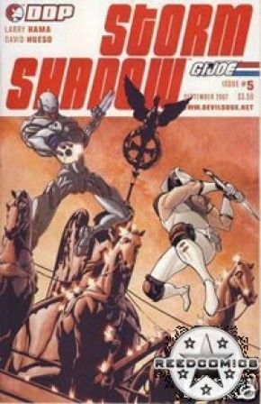 GI Joe Storm Shadow #5