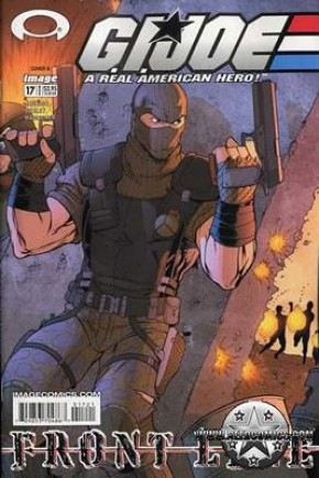 GI Joe Front Line #17 (Cover B)