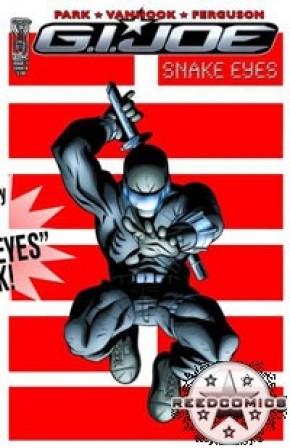 GI Joe Movie Snake Eyes #1