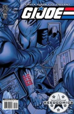 GI Joe (New Series) #12 (Cover B)