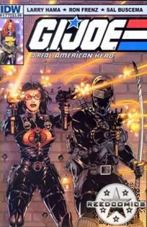 GI Joe A Real American Hero #177 (Cover B)