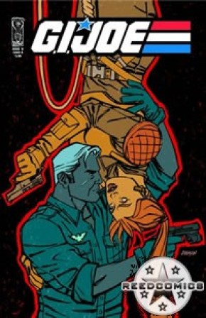 GI Joe (New Series) #6 (Cover A)
