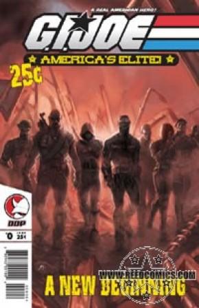G.I. Joe Vol 3 #0