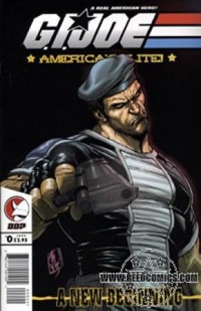 G.I. Joe Vol 3 #0 (2nd Print)