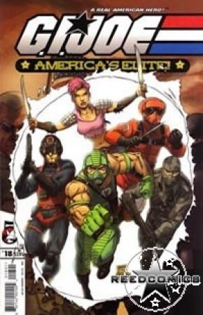 G.I. Joe Vol 3 #18