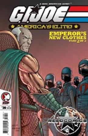G.I. Joe Vol 3 #20