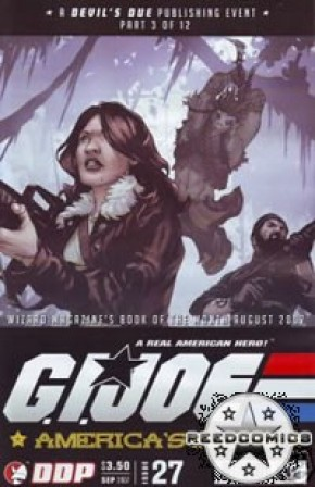 G.I. Joe Volume 3 #27