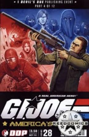 G.I. Joe Volume 3 #28