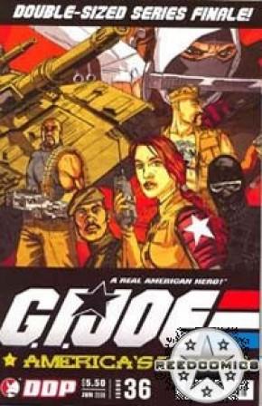 G.I. Joe Volume 3 #36