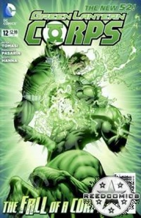Green Lantern Corps Volume 3 #12