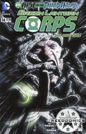 Green Lantern Corps Volume 3 #14