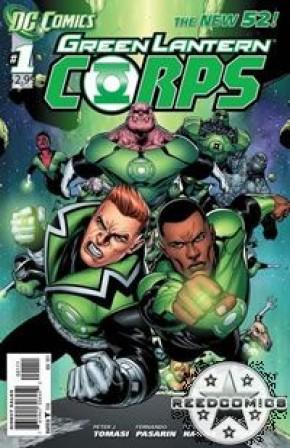 Green Lantern Corps Volume 3 #1 (1st Print)