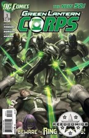 Green Lantern Corps Volume 3 #3