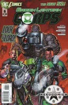 Green Lantern Corps Volume 3 #6