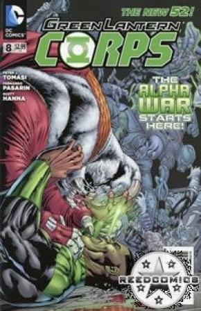 Green Lantern Corps Volume 3 #8