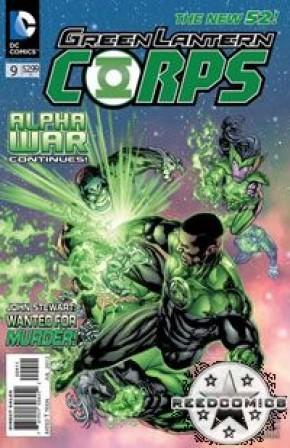 Green Lantern Corps Volume 3 #9
