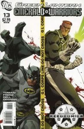 Green Lantern Emerald Warriors #13