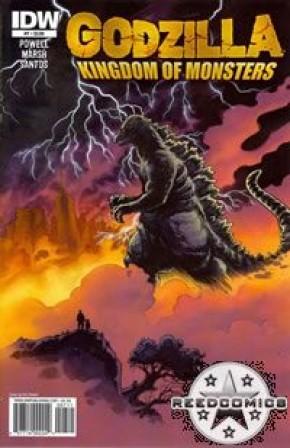 Godzilla Kingdom of Monsters #7