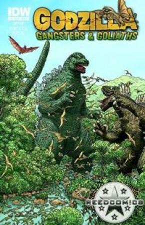 Godzilla Gangsters & Goliaths #1 (Cover A)