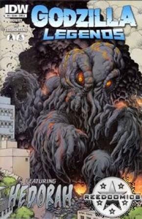 Godzilla Legends #4