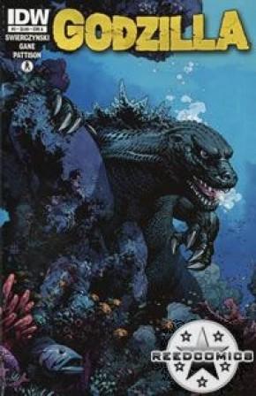 Godzilla Ongoing #2