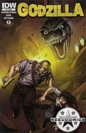 Godzilla Ongoing #8