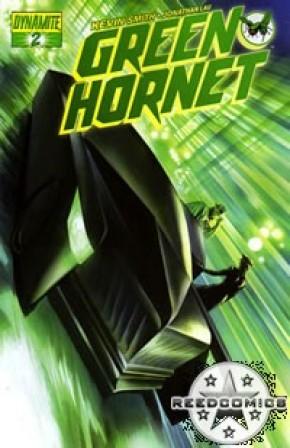 Green Hornet #2 (Cover A)