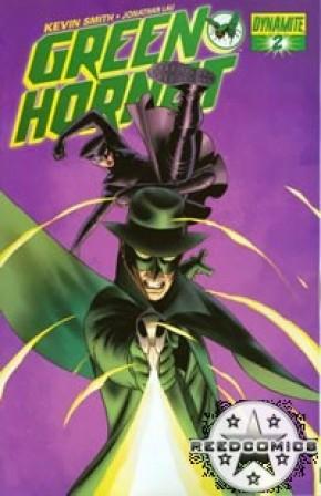 Green Hornet #2 (Cover B)