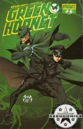 Green Hornet #2 (Cover C)