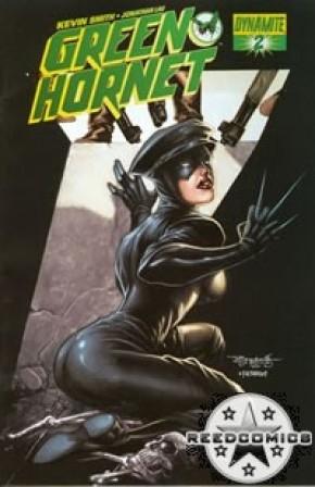 Green Hornet #2 (Cover D)