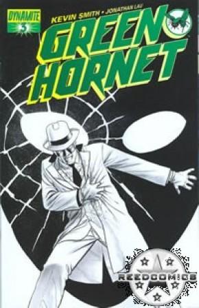 Green Hornet #3 (1:25 Incentive)