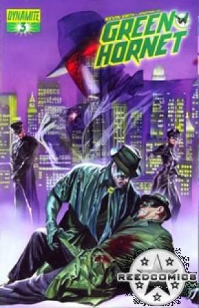 Green Hornet #3 (Cover A)