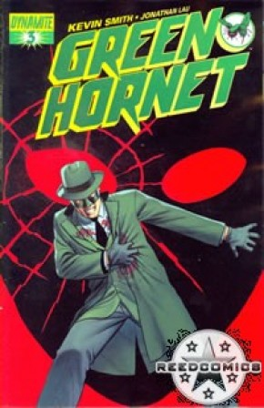 Green Hornet #3 (Cover B)