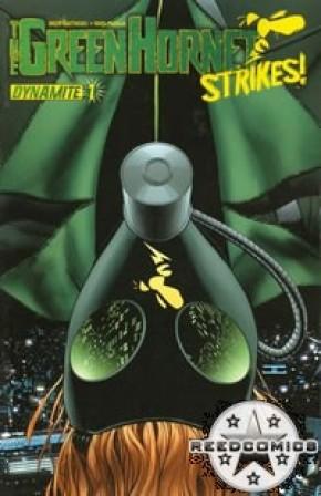 Green Hornet Strikes #1