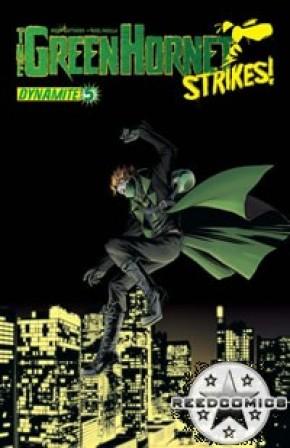 Green Hornet Strikes #5