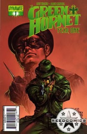 Green Hornet Year One #1 (Cover D)