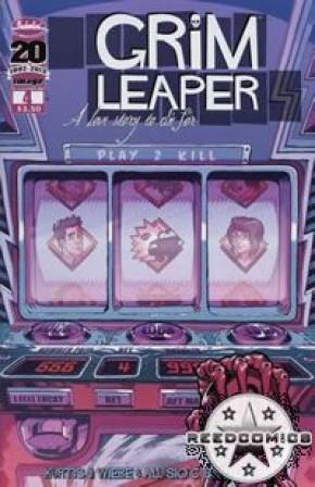 Grim Leaper #4