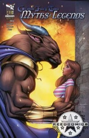 Grimm Fairy Tales Myths and Legends #14