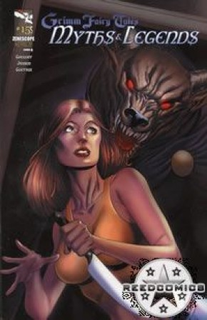 Grimm Fairy Tales Myths and Legends #15